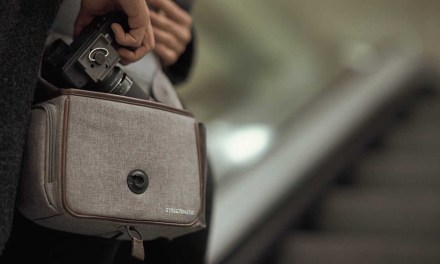 COPYSPEED releases new CAMSLINGER Streetomatic+ bag for DSLRs