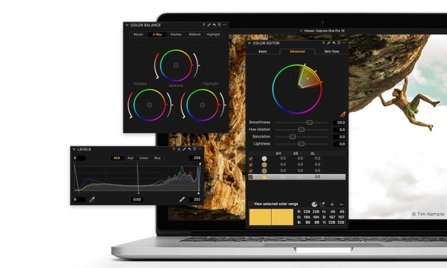 Capture One Pro 10.2 adds support for Nikon D850, other new cameras