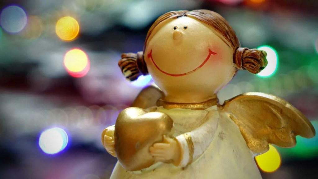 Angel Christmas decoration