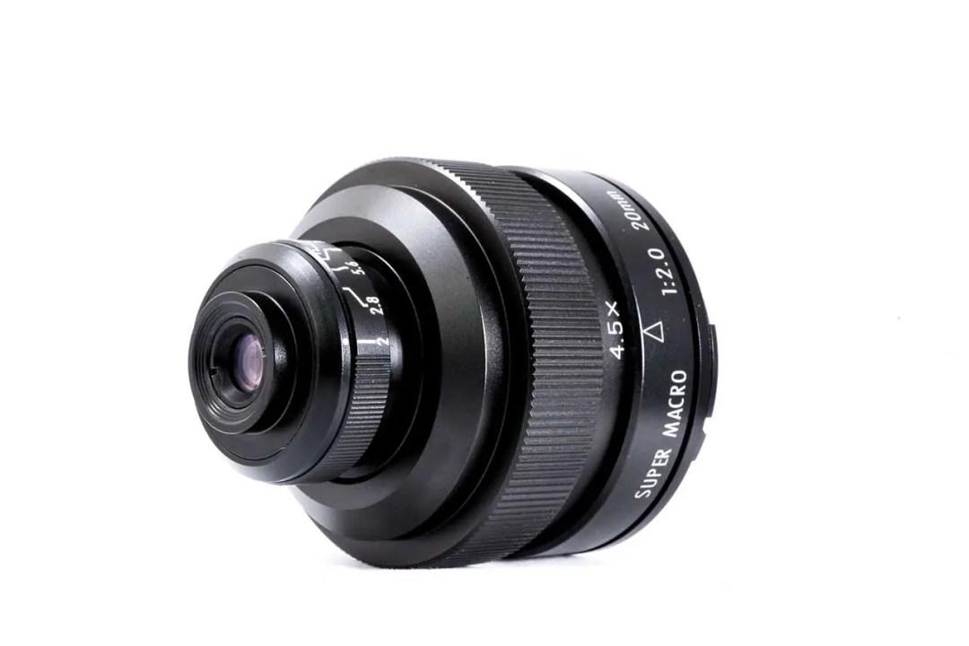 Zhongyi Mitakon 20mm f/2 4.5X Price