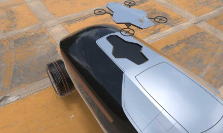 New concept car would launch drones, store camera gear
