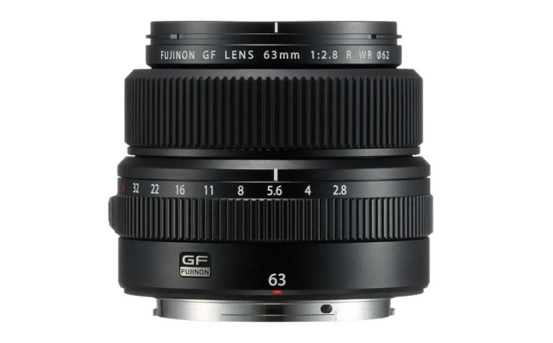 Fuji GF 63mm f/2.8 R WR: price £1,399