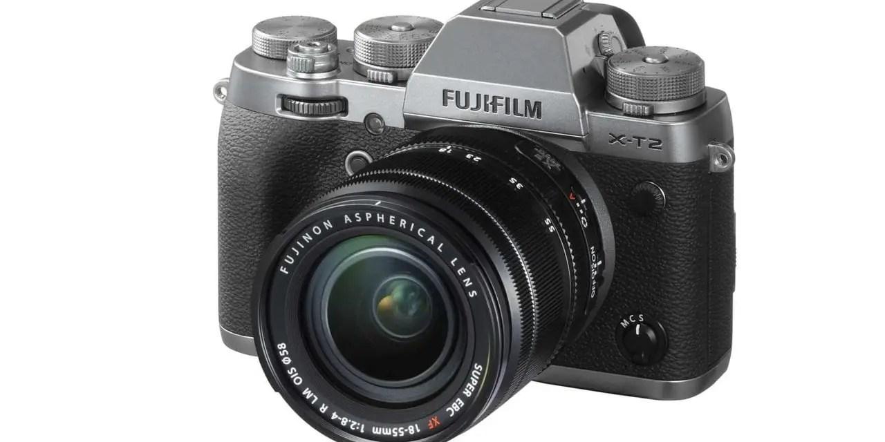 Hireacamera offers 25% off all Fuji rentals