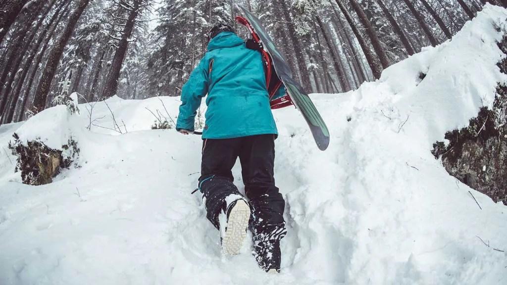 GoPro skiing tips