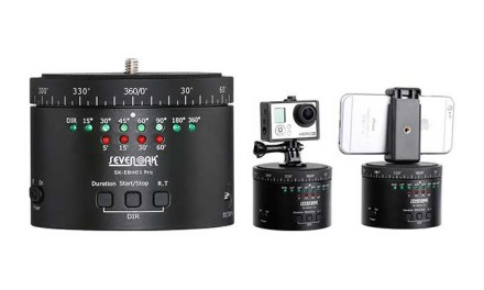Kenro refreshes Sevenoak Electronic Panoramic Ball Head