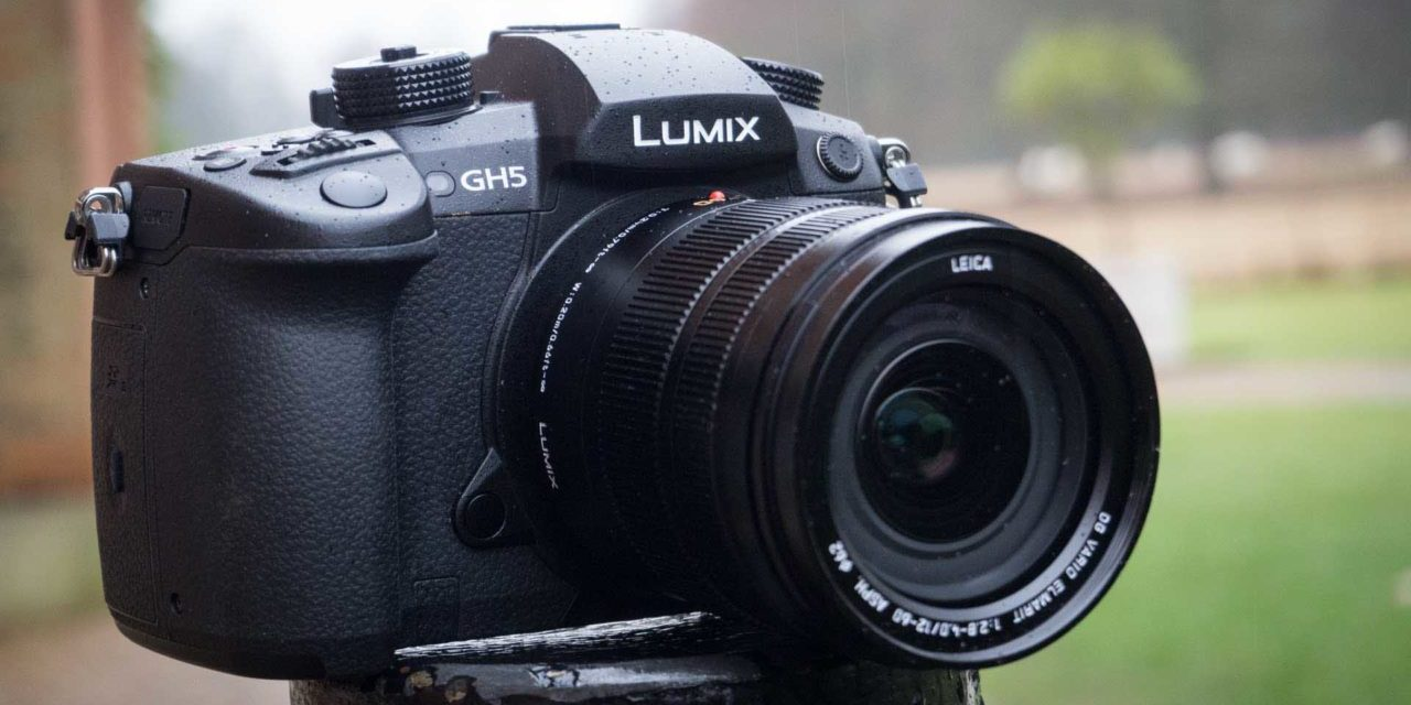 Panasonic GH5 raw files after 5 minutes in Photoshop