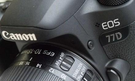 Canon 77D review