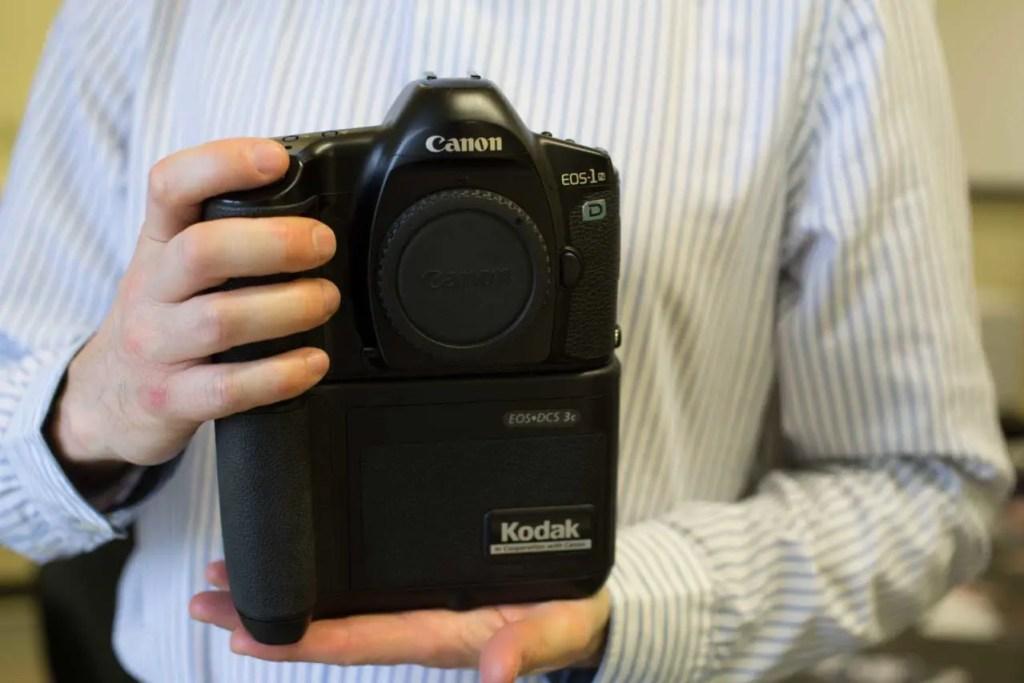 Canon EOS DCS 3c