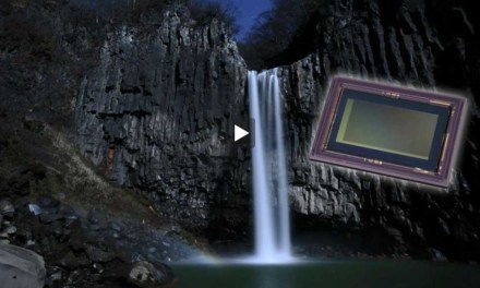 Canon releases video showing off new CMOS sensor technology