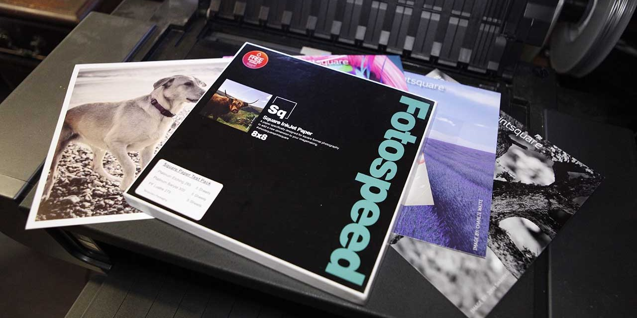 Fotospeed Square Inkjet Paper review