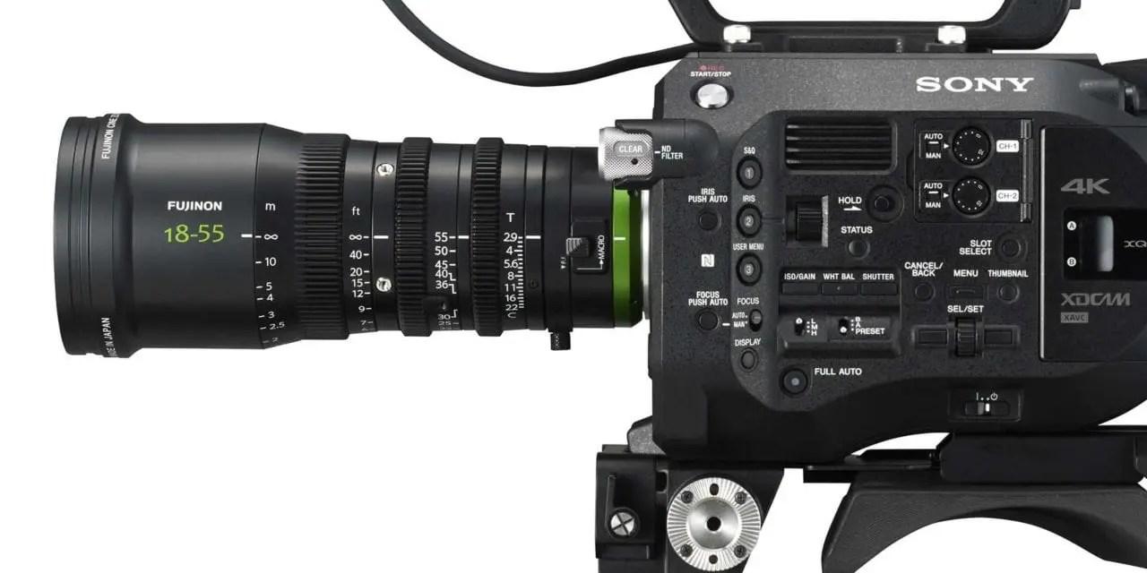 Fuji MK lenses announced for video: spec, released date confirmed