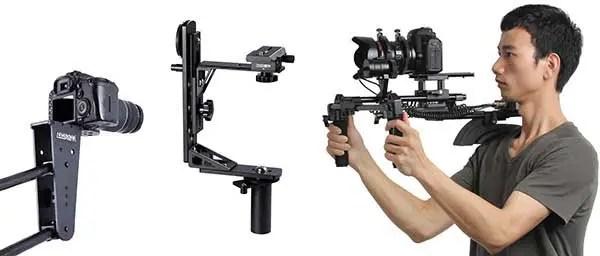 Kenro debuts new Sevenoak camera supports