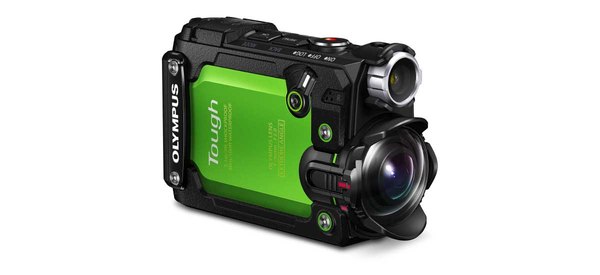 Last chance to win our Olympus TG Tracker!