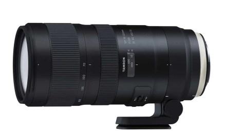 Tamron unveils SP 70-200mm F/2.8 Di VC USD G2 (Model A025)