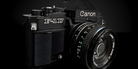 Canon F-1D image surfaces