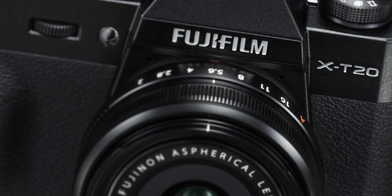 Fujifilm X-T20 to get new features via firmware in early 2018