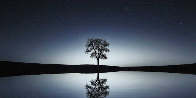 How to photograph a reflection
