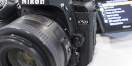 Nikon D7500 now shipping ahead of expected release date