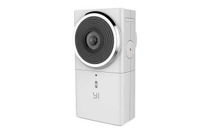 YI unveils 360 VR live virtual reality camera
