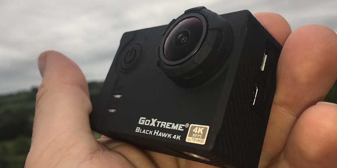 GoXtreme announces the GoPro challenging Black Hawk 4K