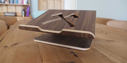 Woodcessories EcoLift MacBook stand: Review