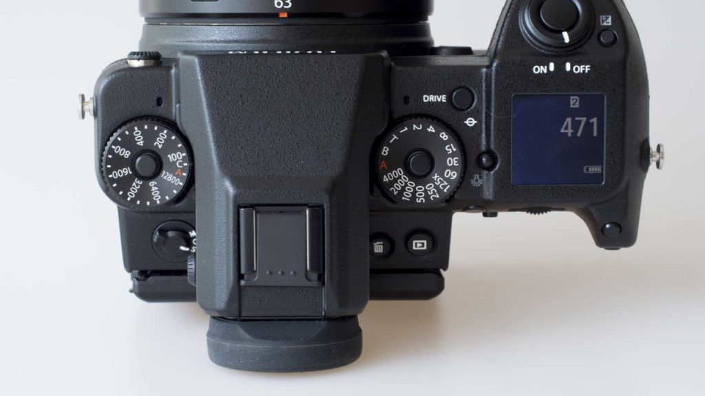Fuji GFX 50S Review top