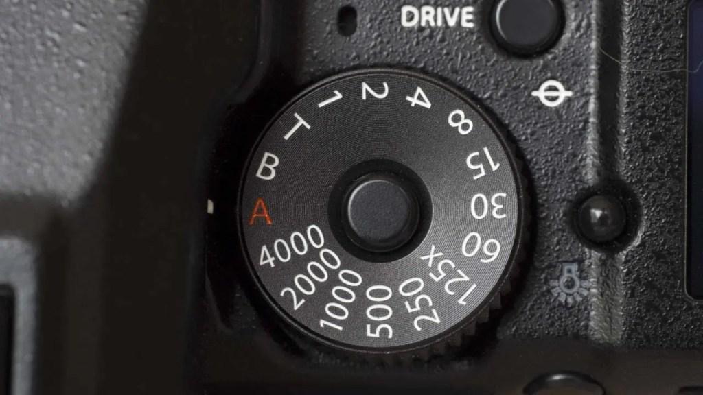 Fuji GFX 50S Review shutter speed