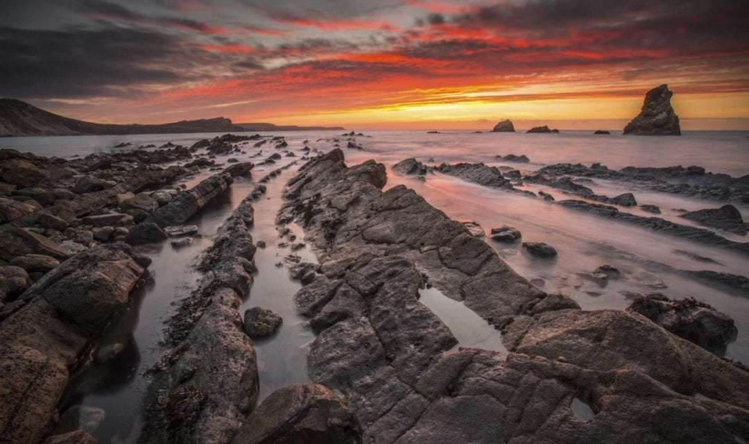 Matt Pinner Landscape photographer Interview Sunrise