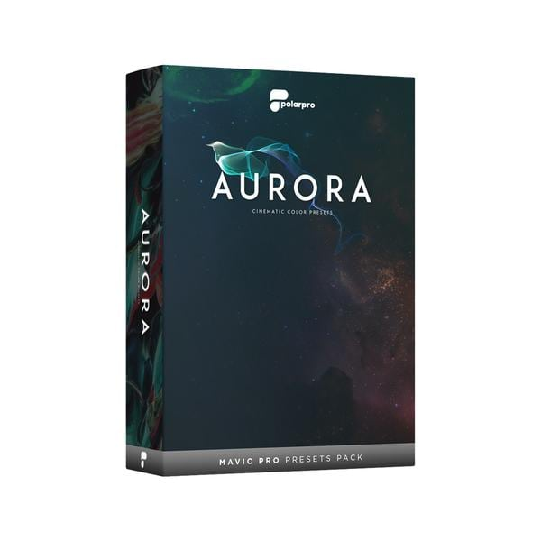 Optimise your drone footage with PolarPro's Aurora Cinematic Color Presets