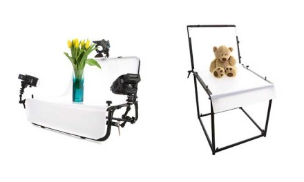 NanGuang launches Shooting Tables, light stand aimed at still life photographers