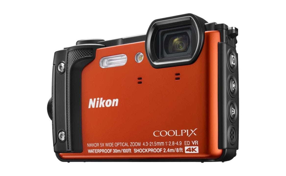 Nikon Coolpix W300: price, specs, release date confirmed | Camera Jabber