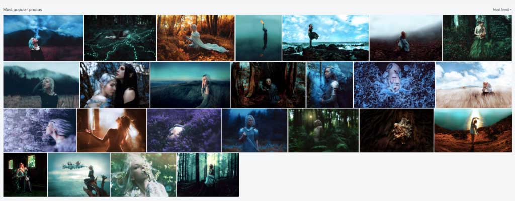 Flickr revamps user profile pages with new About page, customisable features