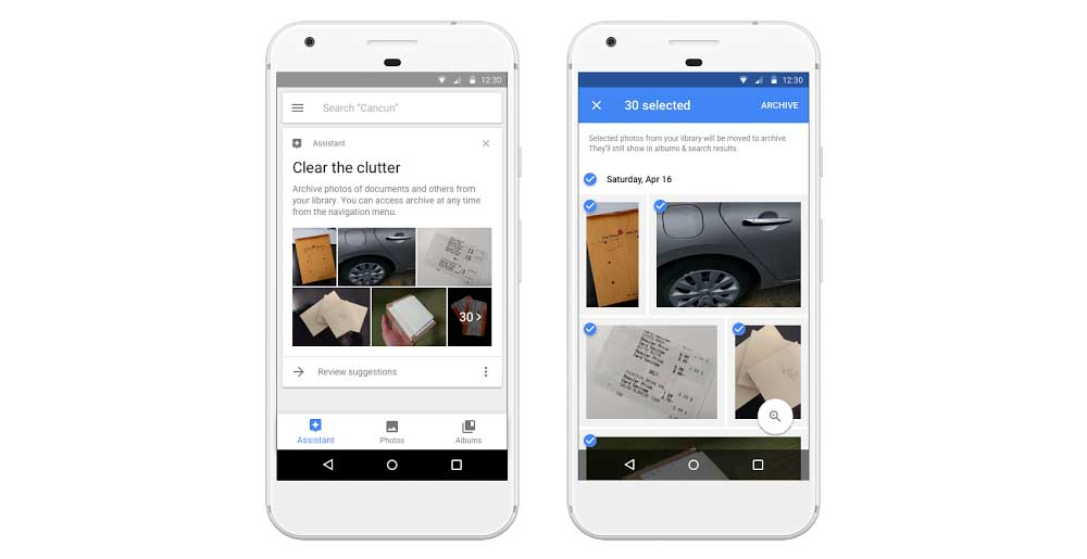Google Photos adds new smart archiving tool