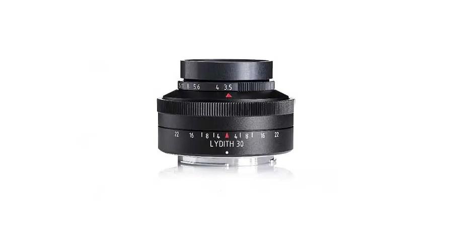 Meyer Optik resurrects Lydith 30mm f/3.5
