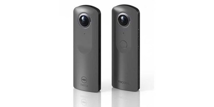 Is a Ricoh Theta V coming soon?