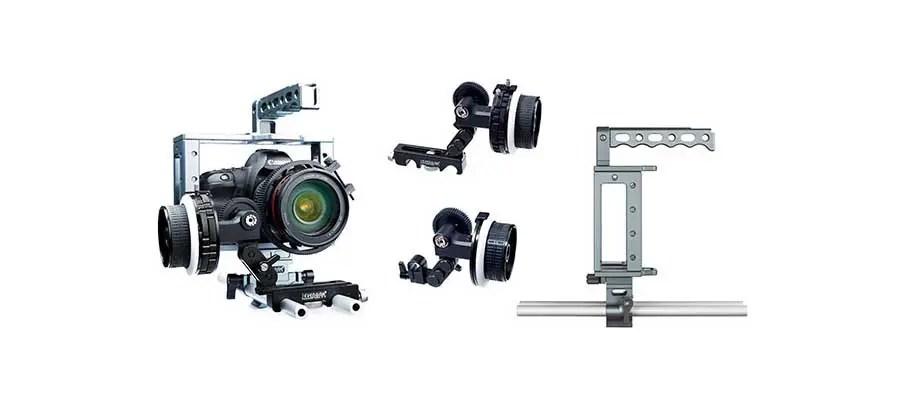 Sevenoak launches 'universal' camera cage, pro follow