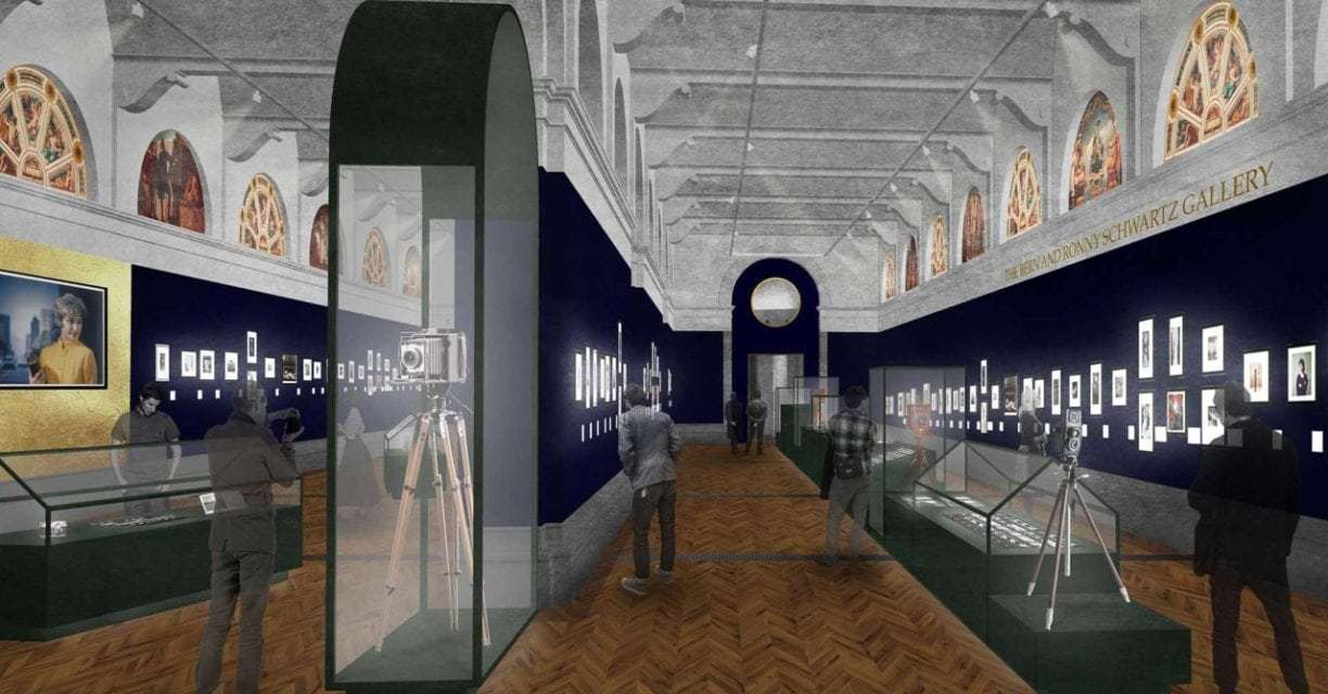 London's V&A Museum reveals designs for new Photography Centre
