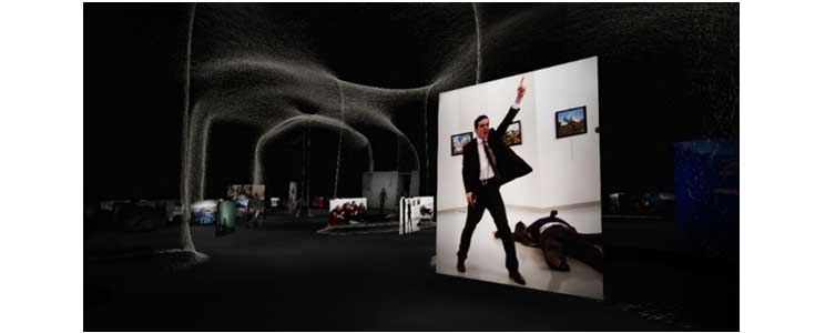 Canon to debut virtual reality World Press Photo exhibition
