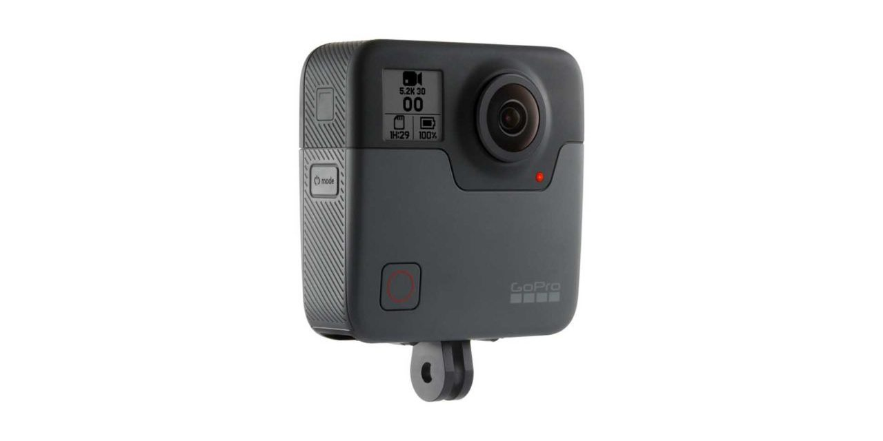 GoPro Fusion 360 VR camera to be trialled with select broadcasters, partners