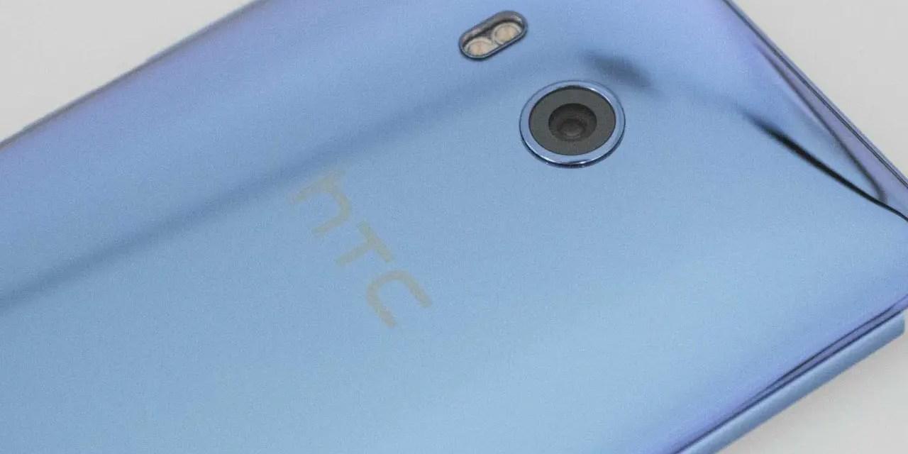 HTC U11 Camera Review - Camera lens