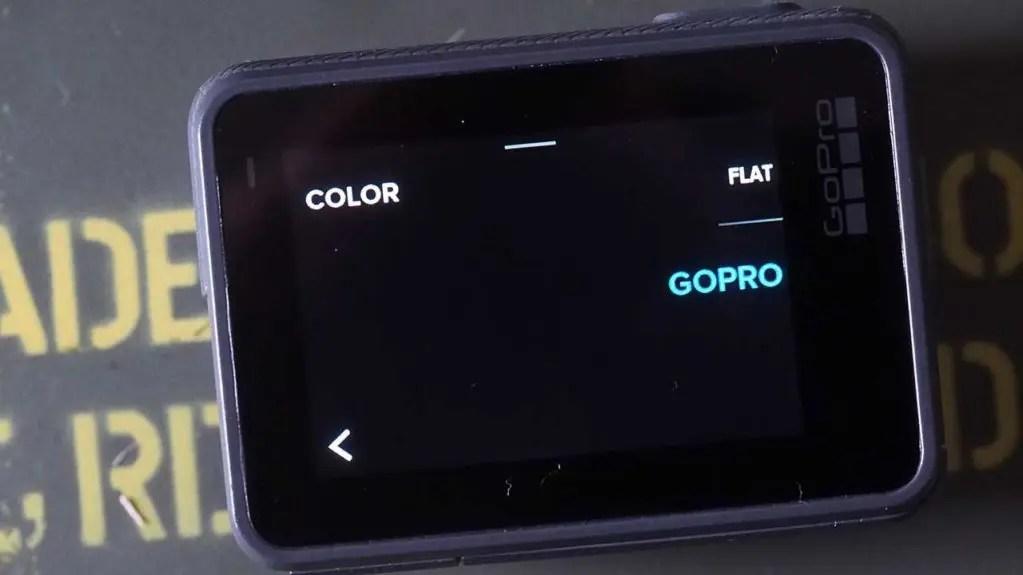 GoPro Hero5 ProTune
