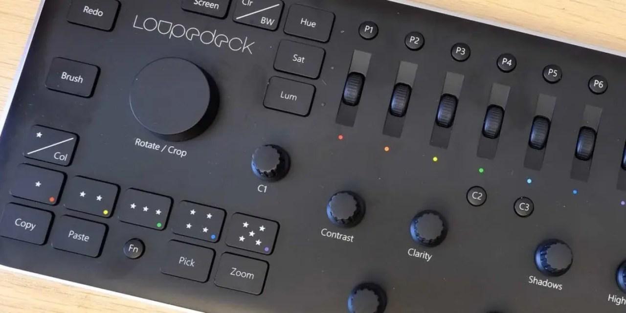 Loupedeck+ now compatible with Adobe Premiere Pro CC