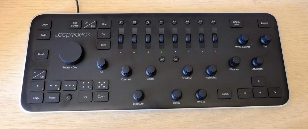 Loupedeck's Features