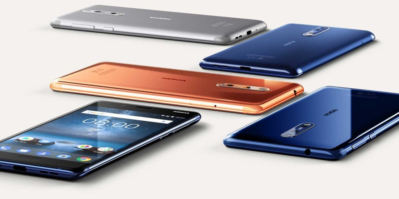 Nokia 8 camera boasts dual 13MP sensors, Zeiss lenses, 4K video