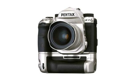 Ricoh announces Pentax K-1 Limited Silver edition
