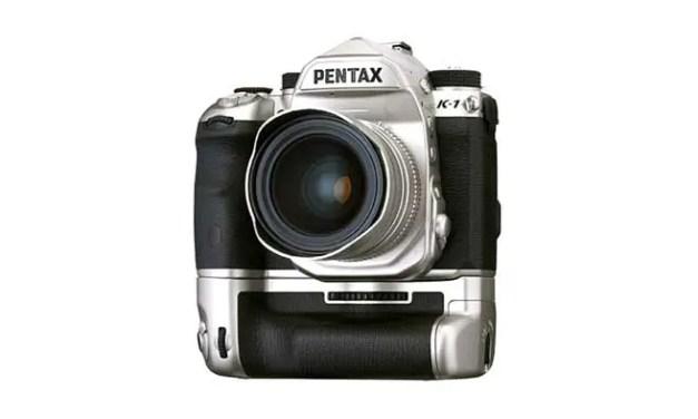 Ricoh announces Pentax K-1 Limited Silver edition