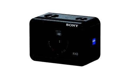 Sony RX0 action camera announced, offering advanced photo, video in ultra-compact body