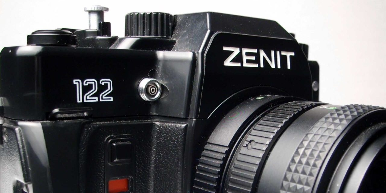 Zenit to release full-frame mirrorless camera in 2018