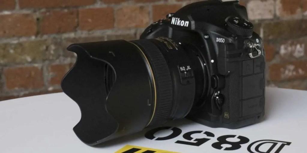 Best Camera: Nikon D850