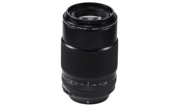 Fuji debuts XF80mm mid-telephoto macro lens with 1x magnification